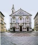 Pienza's Cathedral