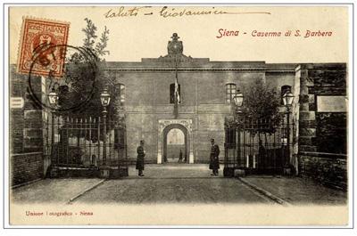 Ilyen volt egykor Siena a képeslapokon